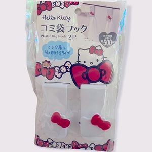 Hello kitty bag hooks
